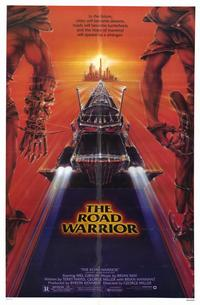 Mad Max 2: The Road Warrior - 11 x 17 Movie Poster - Style B - Museum Wrapped Canvas