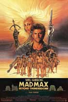 Mad Max: Beyond Thunderdome - 11 x 17 Movie Poster - Style F