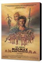 Mad Max: Beyond Thunderdome - 27 x 40 Movie Poster - Style A - Museum Wrapped Canvas