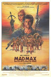 Mad Max: Beyond Thunderdome - 11 x 17 Movie Poster - Spanish Style A