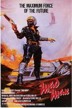 Mad Max - 11 x 17 Movie Poster - Style A