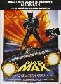 Mad Max - 27 x 40 Movie Poster - French Style A