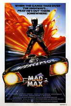 Mad Max - 27 x 40 Movie Poster - UK Style A