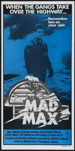 Mad Max - 20 x 40 Movie Poster - Style A