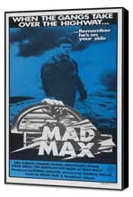 Mad Max - 20 x 40 Movie Poster - Style A - Museum Wrapped Canvas