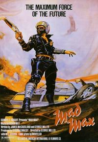 Mad Max - 43 x 62 Movie Poster - Bus Shelter Style A
