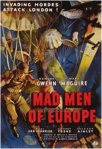 Mad Men of Europe - 43 x 62 Movie Poster - Bus Shelter Style A