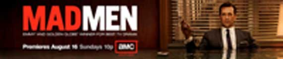 Mad Men - 10 x 50 TV Poster - Style A
