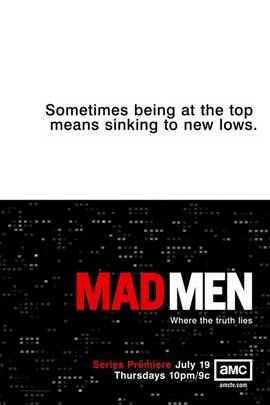 Mad Men - 11 x 17 TV Poster - Style C