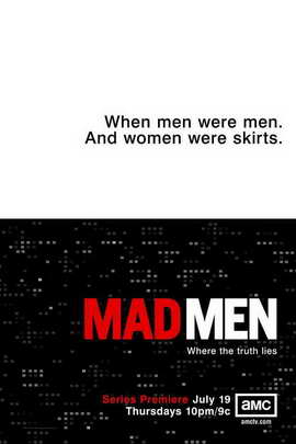 Mad Men - 11 x 17 TV Poster - Style D