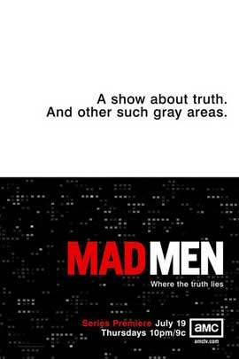 Mad Men - 11 x 17 TV Poster - Style E
