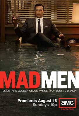 Mad Men - 27 x 40 TV Poster - Style C
