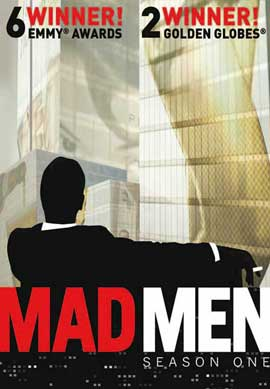 Mad Men - 11 x 17 TV Poster - German Style B