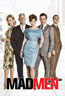 Mad Men - 11 x 17 TV Poster - Style N