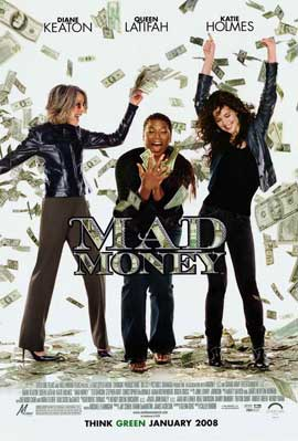 Mad Money - 11 x 17 Movie Poster - Style A