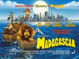 Madagascar - 11 x 17 Movie Poster - Style J