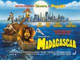 Madagascar - 11 x 17 Movie Poster - Style J