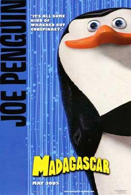 Madagascar - 11 x 17 Movie Poster - Style I