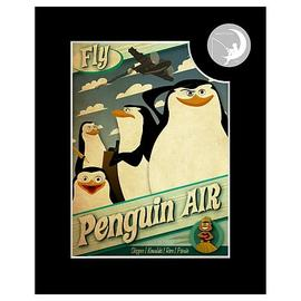 Madagascar - Fly Penguin Air Cel