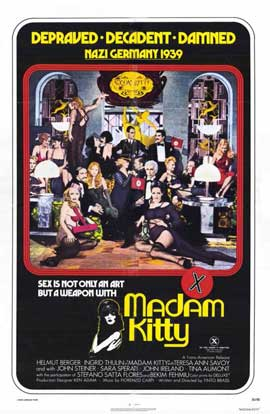 Madam Kitty - 11 x 17 Movie Poster - Style A