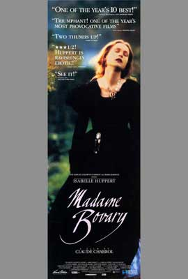 Madame Bovary - 27 x 40 Movie Poster - Style A