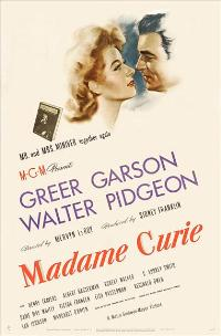 Madame Curie - 11 x 17 Movie Poster - Style A