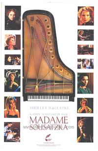 Madame Sousatzka - 11 x 17 Movie Poster - Style B