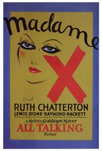Madame X - 27 x 40 Movie Poster - Style A