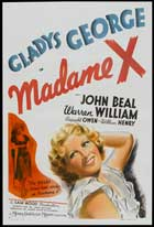 Madame X - 11 x 17 Movie Poster - Style B