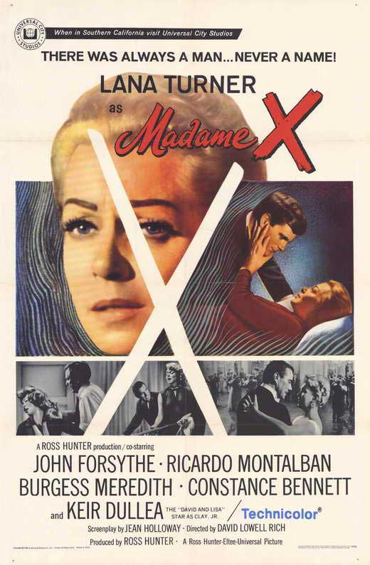Madame X movie
