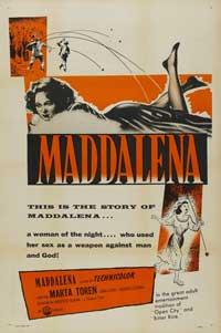 Maddalena - 11 x 17 Movie Poster - Style A