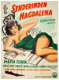 Maddalena - 11 x 17 Movie Poster - Danish Style A
