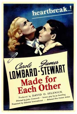 Made For Eeach Other - 27 x 40 Movie Poster - Style A