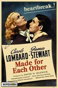 Made For Eeach Other - 43 x 62 Movie Poster - Bus Shelter Style A