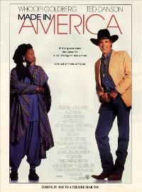 Made in America - 43 x 62 Movie Poster - Spanish Style A