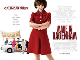 Made in Dagenham - 30 x 40 Movie Poster UK - Style A