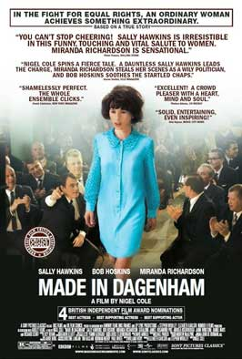 Made in Dagenham - 11 x 17 Movie Poster - Style C