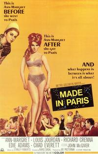 Made In Paris - 11 x 17 Movie Poster - Style A