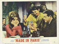Made In Paris - 11 x 14 Movie Poster - Style B