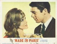 Made In Paris - 11 x 14 Movie Poster - Style D