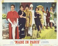 Made In Paris - 11 x 14 Movie Poster - Style C