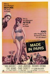 Made In Paris - 27 x 40 Movie Poster - Style A