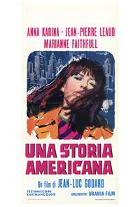 Made in U.S.A. - 27 x 40 Movie Poster - Italian Style A