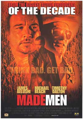 Made Men - 27 x 40 Movie Poster - Style A