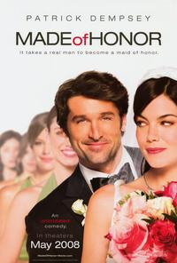Made of Honor - 27 x 40 Movie Poster - Style A