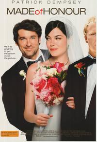 Made of Honor - 43 x 62 Movie Poster - Bus Shelter Style B