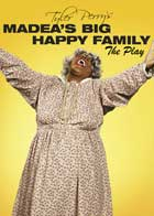 Madea's Big Happy Family - 27 x 40 Movie Poster - Style A