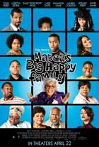 Madea's Big Happy Family - 27 x 40 Movie Poster - Style F