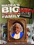 Madea's Big Happy Family - 43 x 62 Movie Poster - Bus Shelter Style A