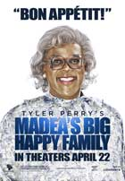 Madea's Big Happy Family - 11 x 17 Movie Poster - Style J